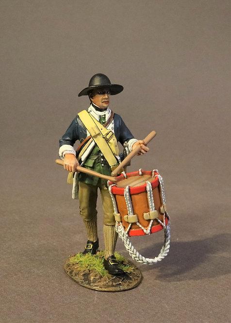 SMASS-03 - Drummer, 2nd Massachusetts Regiment