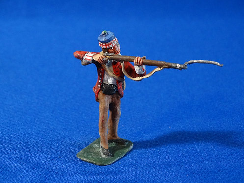 CORD-RA0472 - British 71st Highlander Standing Firing - AWI - Aaron Bowers