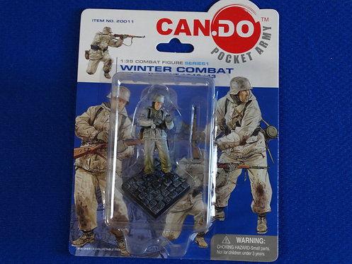 COJG-130 - German Winter Combat - Dragon Can-Do Army 1:35 Scale Plastic