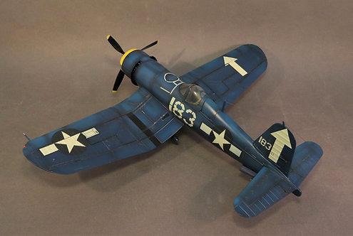 BH-02(183) - Vought F4U-1D Corsair, 1st. Lt. Dean Caswell