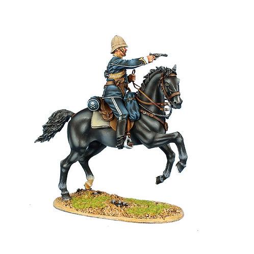 ZUL029 - British 17th Lancers Officer
