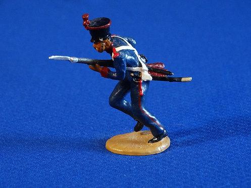 CORD-AL257 - Mexican Fusilero Advancing - Alamo - Unknown Manufacturer -