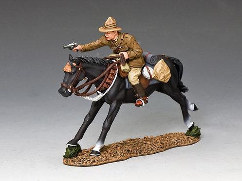 AL086 - New Zealand Mounted Rifles Officer