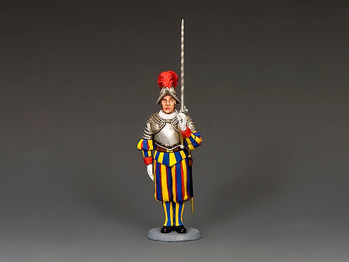 CE027 - Guardsman w/Two-Handed Sword