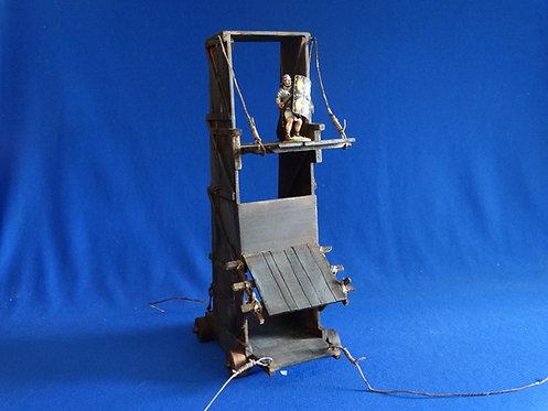 VD-042 - Seige Tower - Roman / Medieval - 60mm Scale - Wood - Volk Desig