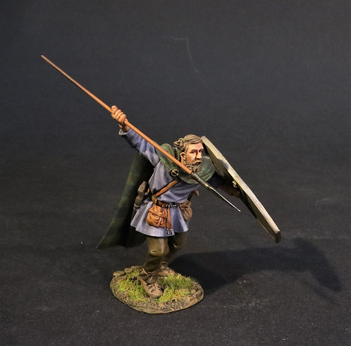 AG-04A - Cherusci Warrior, Germanic Warriors
