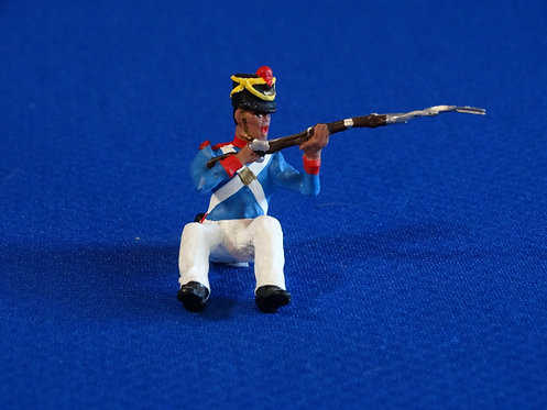 CORD-AL337 - Mexican Seated  Firing - Alamo - Unknown Manufacturer - 54mm Metal