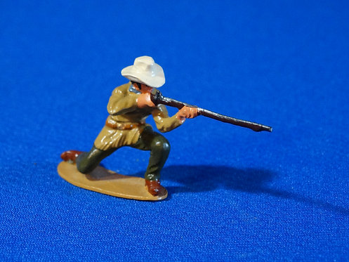 CORD-C031 - Confederate Kneeling Firing  - ACW - Unknown Manufacturer - 54mm