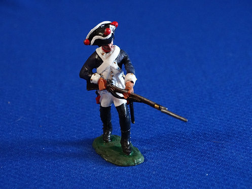 CORD-RA0270 - Prussian/Hessian Infantry Advancing - AWI - LeMans - 54mm