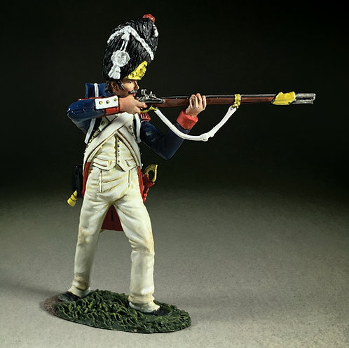 36180 - French Imperial Guard Standing Firing at Will