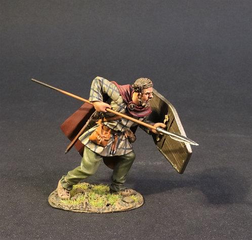 AG-03B - Cherusci Warrior, Germanic Warriors
