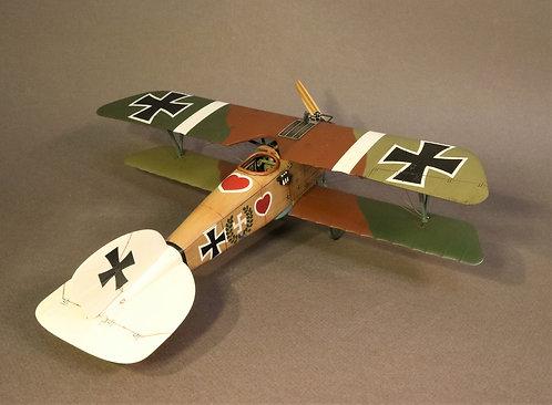 ACE-43 - Albatros D.III (OAW), Jasta 2 Boelcke, June 1917,Ltn. Werner Voss