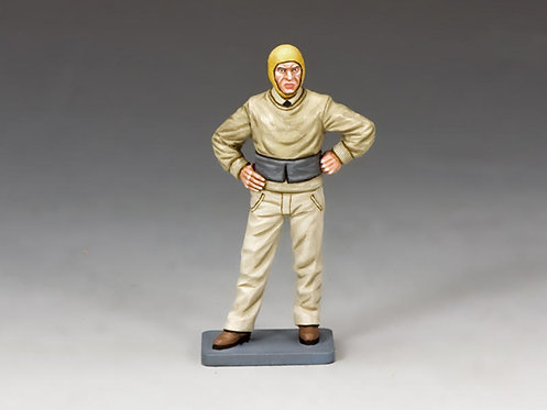 USN017 - US Navy Flight Deck Officer, WW2 U.S. Navy