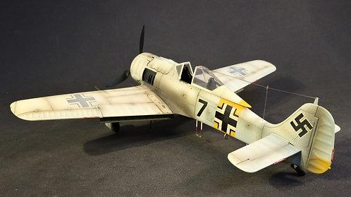 ACE-207 - Focke-Wulf FW 190 A-6, Hans Dortenmann