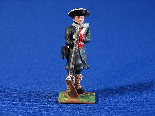 CORD-RA0488 - Colonial Trooper at Valley Forge - AWI - Unknown Manufactu