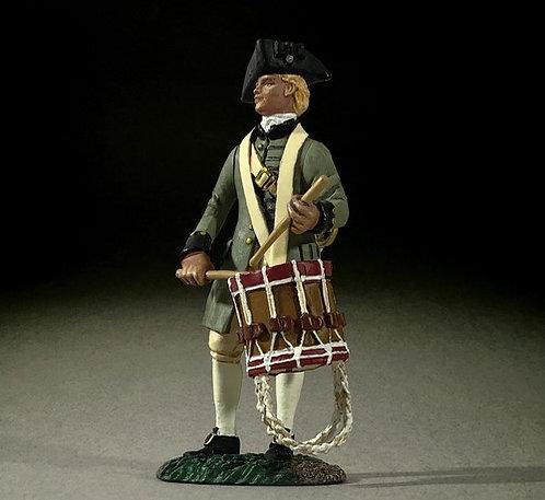 16089 - Colonial Militia Drummer, No.1