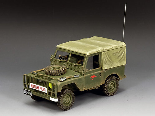 VN097 - The Australian Military Police Land Rover