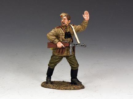 RA050 - Red Army Platoon Leader