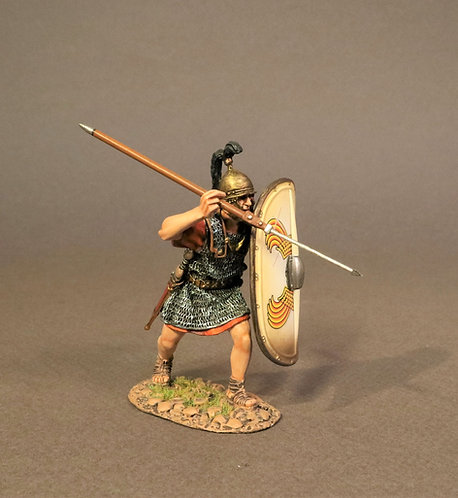 RR-17W - Late Republican Legionnaire, the Roman Army of the Late