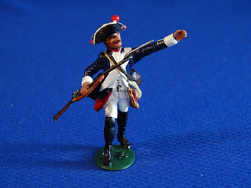 CORD-RA0264 - Prussian/Hessian Infantry - AWI - Tradition - 54mm Metal  - No Box