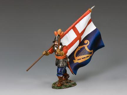 PnM066 - The Commonwealth Flag Bearer, English Civil War