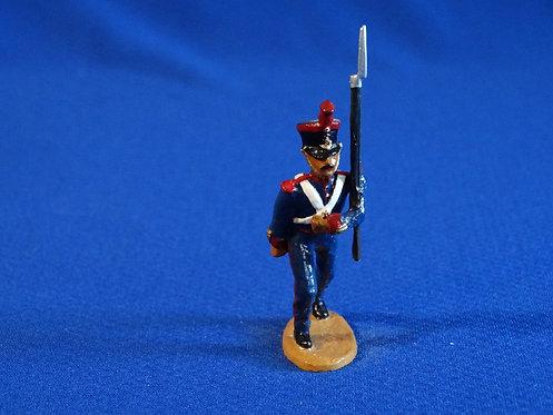CORD-AL229 - Mexican Fusilero Marching - Alamo - Unknown Manufacturer