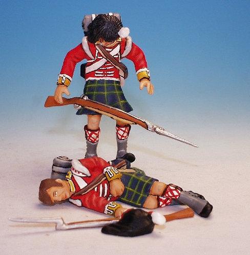 BNG.3 - 1 Dead 1 Dying, Gordon Highlanders