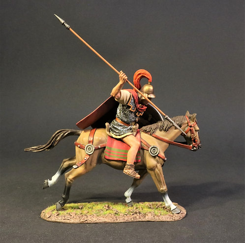 MRRCAV-02Y - Roman Cavalry, the Roman Army of the Mid Republic