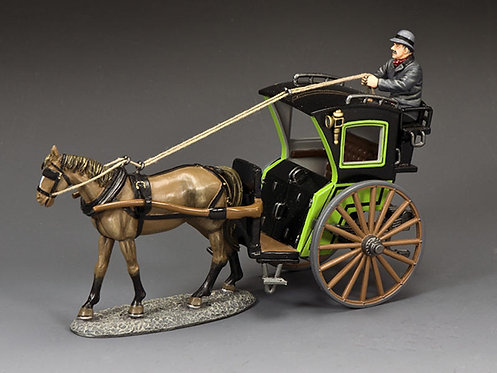 WoD067 - The Green Hansom Cab Set