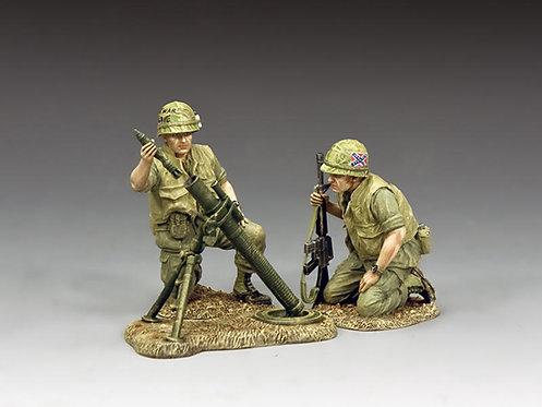 VN116 - Marines Mortar Team