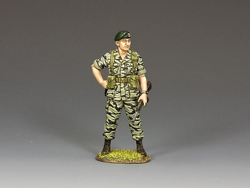 VN139 - Green Beret Colonel in Tiger-Stripes
