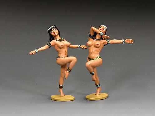 AE023 - The Original Temple Dancers