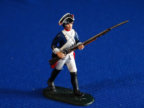 CORD-RA0420 - Prussian Infantry Advancing - AWI - Unknown Manufacturer -