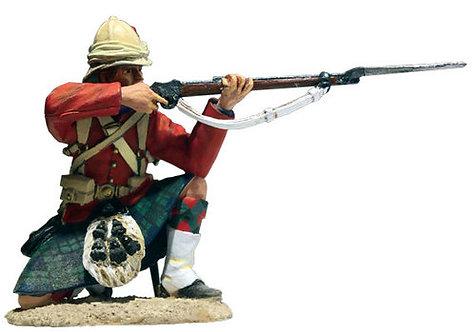 27063 - 42nd Highland Kneeling Firing No.2
