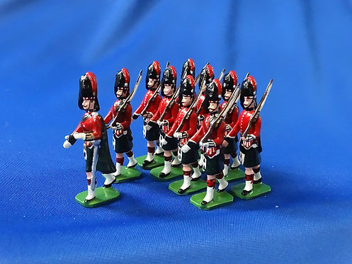 COMS-89 - The Black Watch Marching - 10 Figures