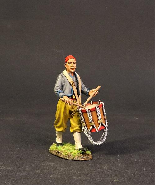 CSHZ-03 - Drummer, The South Carolina Zouave Volunteers