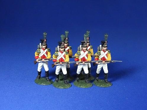 WLG.5 - Westphalia, 1st Regt Grenadiers (6 Advancing)
