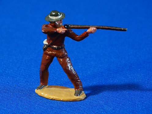 CORD-C028 - Confederate Standing Firing  - ACW - Unknown Manufacturer -