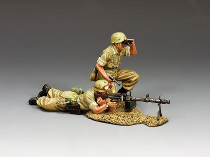 AK120 - The Fire Support Team (2-man set)