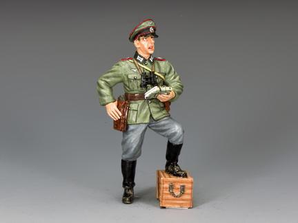 WH063 - Artillery Officer