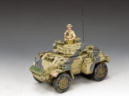 EA117 - The Humber MK.II Armoured Car, WW2 British Eighth Army