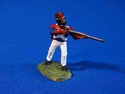 LM-5108 - Mexican Soldier Standing Shooting - Alamo - LeMans
