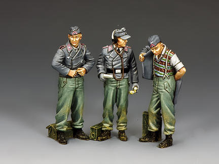 WH090 - Dismounted Assault Gun Crew #2