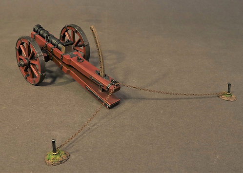 WORGUN-01 - Breach Loading Field Cannon, The Battle of Bosworth Field 1485