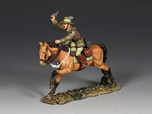 AL094 - Australian Light Horse Officer with Pistol