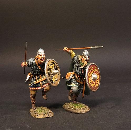 VIK-2324B - Viking Warriors Charging