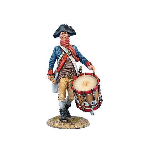 AWI111 - US 8th Continental Regt Drummer