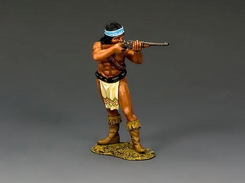 TRW144 - Apache Standing Firing