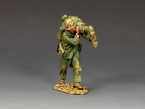 USMC043 - Hold on Buddy… We're Almost There!