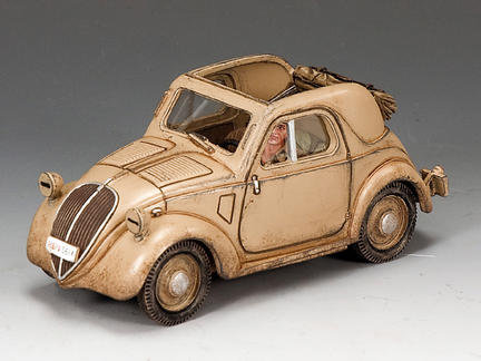 "IF023 - Fiat Mod. 500A ""Topolino"""